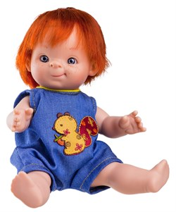 Кукла-пупс Феде, 21 см, европеец, Паола Рейна - фото 5457