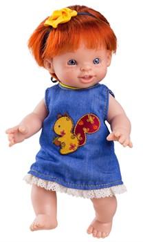 Кукла-пупс Елена, 21 см, европейка, Паола Рейна - фото 5458