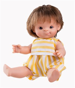 Кукла-пупс Феликс, 21 см, европеец, Паола Рейна - фото 5464