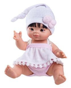 Кукла-пупс Флора, 21 см, азиатка, Паола Рейна - фото 5465