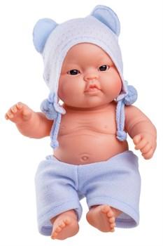 Кукла-пупс Лукас, 22 см, азиат, Паола Рейна - фото 5475