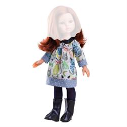 Комлект (одежда+обувь) для куклы Кристи, 32 см, Паола Рейна - фото 6161