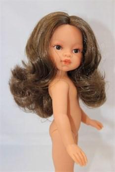 Эмили, брюнетка (волнистые длинные волосы), без одежды, 33см, Антонио Хуан - фото 6213