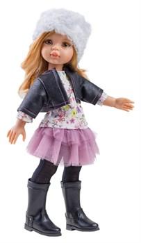 Кукла Даша, 32 см , Паола Рейна - фото 6285