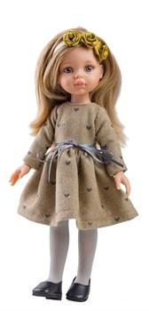 Кукла Карла, 32 см, Паола Рейна - фото 6287