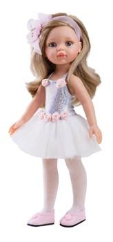 Кукла Карла балерина, 32 см, Паола Рейна - фото 6290