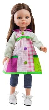 Кукла Кэрол воспитательница, 32 см, Паола Рейна - фото 6298