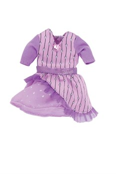Платье для куклы Хлоя Kruselings, 23 см - фото 6479