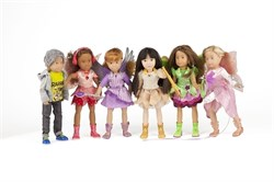 Набор с волшебной палочкой для куклы Джой Kruselings, 23 см - фото 6485