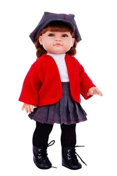 Кукла Уксия, 40 см, Рейна дель Норта - фото 6729