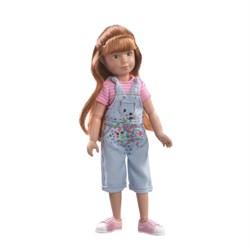 Кукла Хлоя Kruselings художница, 23 см - фото 6773