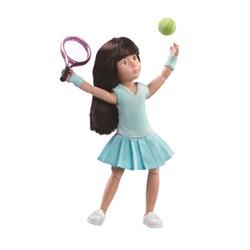 Кукла Луна Kruselings теннисистка, 23 см - фото 6803