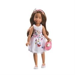 Кукла София Kruselings в летнем праздничном платье, 23 см - фото 6805
