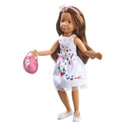 Кукла София Kruselings в летнем праздничном платье, 23 см - фото 6807