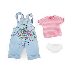 Одежда художницы для куклы Хлоя Kruselings, 23 см - фото 6821