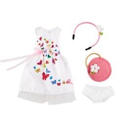 Одежда для праздника с аксессуарами для куклы София Kruselings, 23 см - фото 6838