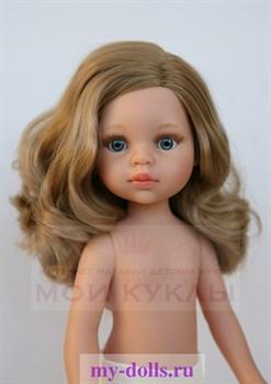 Кукла Карла б/о, 32см (с синими глазами), Паола Рейна - фото 7016