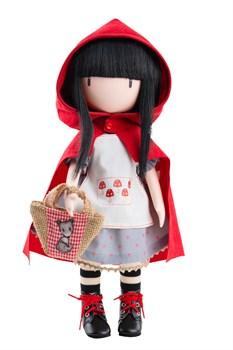 """Кукла Горджусс """"Красная Шапочка"""", 32 см, Паола Рейна - фото 7060"""