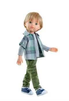 Кукла Луис, 32 см, Паола Рейна - фото 7075