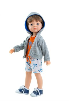Кукла Висент, 32 см, Паола Рейна - фото 7078