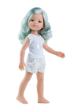 Кукла Лиу, 32 см, Паола Рейна - фото 7108