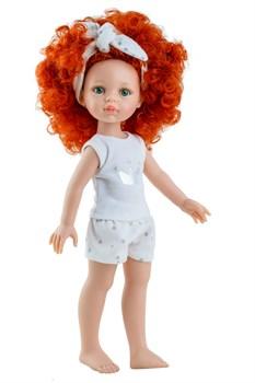 Кукла Каролина, 32 см, Паола Рейна - фото 7112