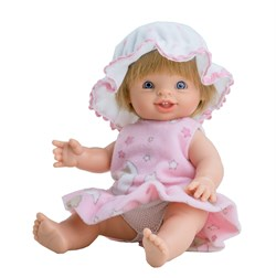 Кукла-пупс Эли, 21 см, европейка, Паола Рейна - фото 7231