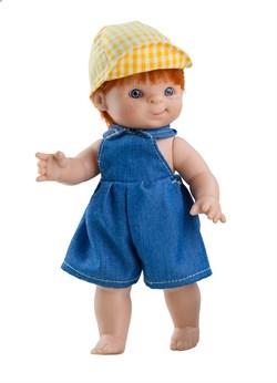 Кукла-пупс Феде, 21 см, европеец, Паола Рейна - фото 7235