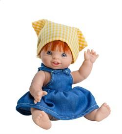 Кукла-пупс Елена, 21 см, европейка, Паола Рейна - фото 7237