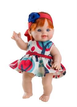 Кукла-пупс Инэс, 21 см, европейка, Паола Рейна - фото 7245