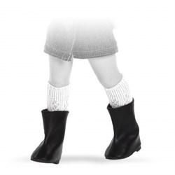 Сапоги черные для кукол 32 см, Паола Рейна - фото 7276