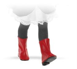 Сапоги красные, для кукол 32 см, Паола Рейна - фото 7280