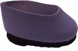 Туфли фиолетовые, для кукол 32 см, Паола Рейна - фото 7326