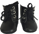 Ботинки черные, для кукол 42 см, Паола Рейна - фото 7350