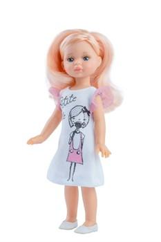 Кукла Елена, 21 см, Паола Рейна - фото 7354