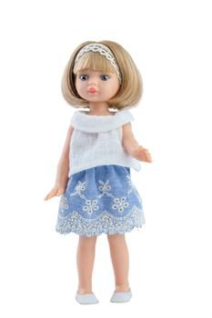 Кукла Мартина, 21 см, Паола Рейна - фото 7360