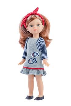 Кукла Паола, 21 см, Паола Рейна - фото 7364