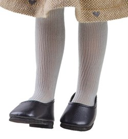 Колготки серые для кукол 32 см, Паола Рейна - фото 7596