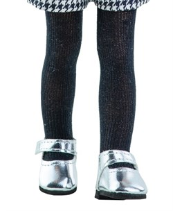 Колготки черные для кукол 32 см, Паола Рейна - фото 7602
