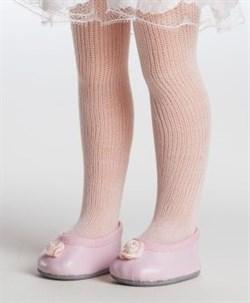 Колготки розовые для кукол 32 см, Паола Рейна - фото 7610