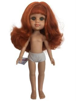 Кукла My girl (Моя девочка) рыженькая, без одежды, 35 см, Berjuan - фото 7795