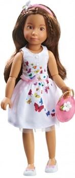 Кукла София Kruselings в летнем праздничном платье, 23 см - фото 7921