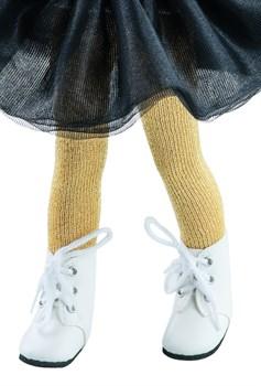 Колготки золотые для кукол 32 см, Паола Рейна - фото 8865