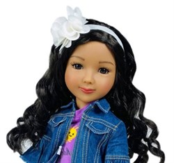 Кукла Кайла, 37 см, Ruby Red - фото 8870