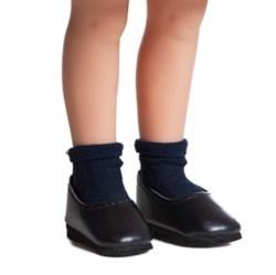Носочки темно-синие для кукол 32 см, Паола Рейна - фото 9229