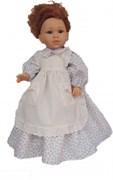 Кукла Долореc в белом платье, 42 см, Паола Рейна