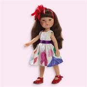 Кукла Гретта Сердца, 35 см, Berjuan