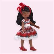Кукла Гретта Индия, 35 см, Berjuan
