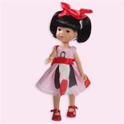 Кукла Гретта Япония, 35 см, Berjuan