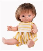 Кукла-пупс Феликс, 21 см, европеец, Паола Рейна